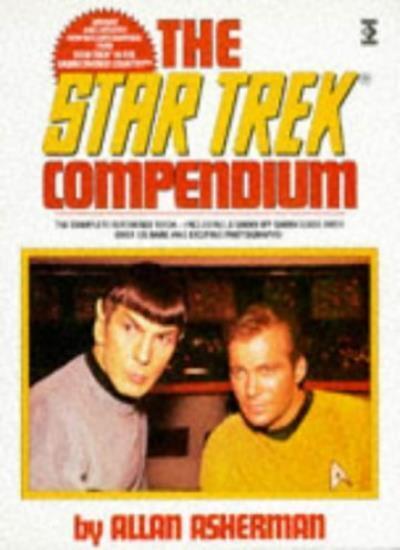 """""""Star Trek"""" Compendium,Allan Asherman"""