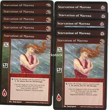 Starvation of Marena x10 3rd Ed GE
