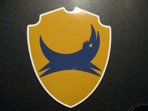 BREWDOG BREW DOG blue orange logo Hardcore Punk STICKER DECAL craft beer brewery