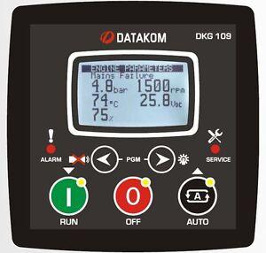 DATAKOM-DKG-109-Generator-Automatic-Start-Mains-Failure-controller-panel-AMF