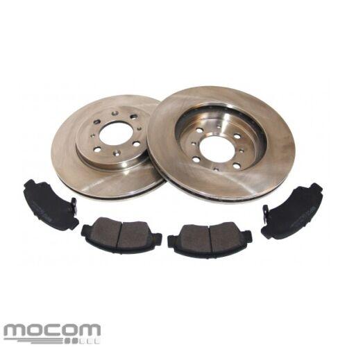 Auto-Ersatz- & -Reparaturteile Bremsscheiben Bremsbelge vorne ...