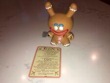 Dunny Kidrobot x Kronk Christmas Pudding Dunny 3/'/' Vinyl Figure free shipping