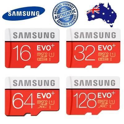 Samsung 16gb 32gb 64gb 128gb Evo Plus Micro Sd Card Mobile Phone