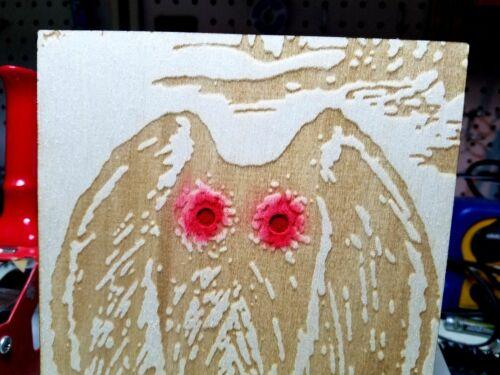 MOTHMAN Sketch Engraved on WoodCryptid Moth Man Drawing