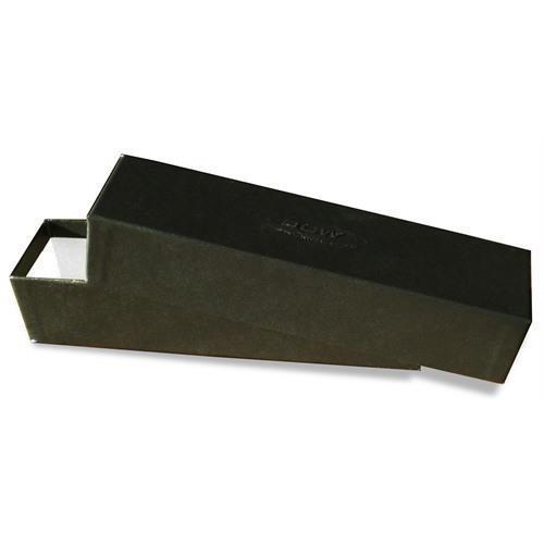 BCW Lot of 4 x Coin Box #812 2X2x9 Black