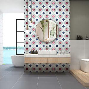 Badezimmer Kuche Tapete Boden Wand Kontakt Papier Sticker Wasserfest Dekoration Ebay
