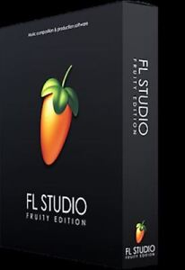 Details about Image Line FL Studio 20 Fruity Loops PC DAW FREE Updates for  Life - Boxed