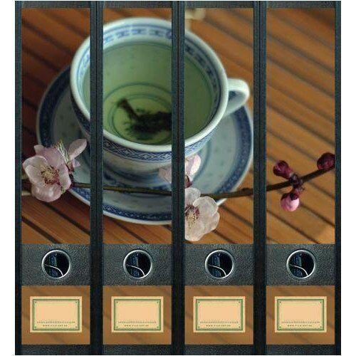 File Art 4 Design Ordner-Etiketten Green Tea.................................431