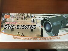 DIGITAL WATCHDOG DWC-B6763WTIR 2.1MP WEATHER RESISTANT BULLET CAMERA-FACTORY NEW