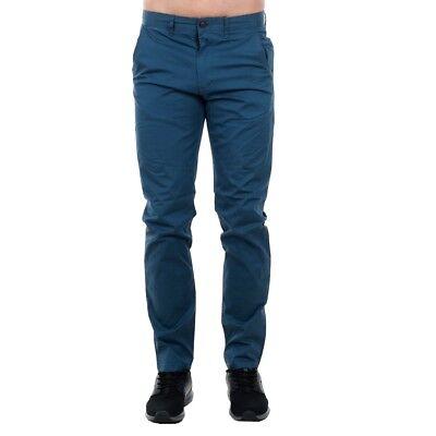 Jack&Jones Hombre Pantalón largo corto Azul 20238-60