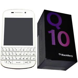 39c19f37f3b La imagen se está cargando Nuevo-Blackberry-Q10-SQN100-3-Blanco-16GB-AZERTY-