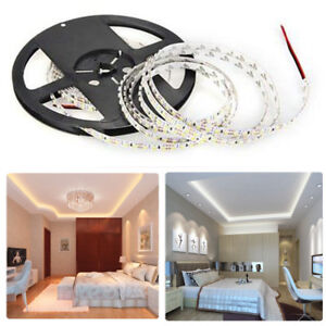 new concept d74ee e5418 Details about 5-20M 3528SMD Led Strip Light Mood Lighting Home Ceiling  Bathroom DIY Waterproof