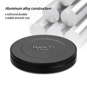 Aluminum-Alloy-Dustproof-Threaded-Camera-Lens-Filter-Metal-Protective-Cap-Cover