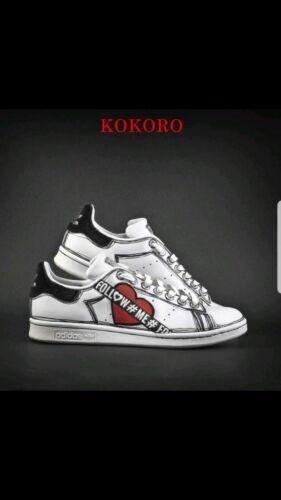 Zapatos adidas Stan Smith Personalizado Modelo Kokoro
