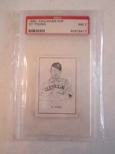 1950-CY-YOUNG-CALLAHAN-HOF-PSA-GRADED-NM-7-BASEBALL-CARD-TUB-BB
