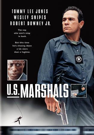 U.S. Marshals DVD, 2009 DISC ONLY  - $3.34