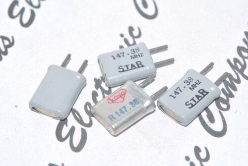 2pcs XTAL 147.38MHZ Quartz Crystal Resonator