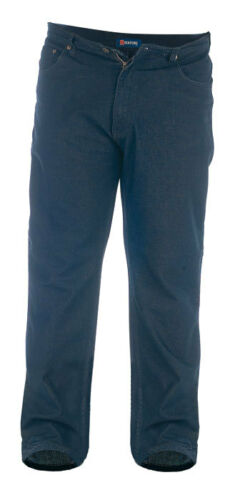 "Uomo Qualità Rockford Nero XTRA Tall Jeans 30 /""Girovita a 50/"" Girovita 38 /""Gamba"