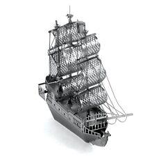 Metal Earth - Black Pearl Ship 3D Metal Model kit/Fascinations Inc