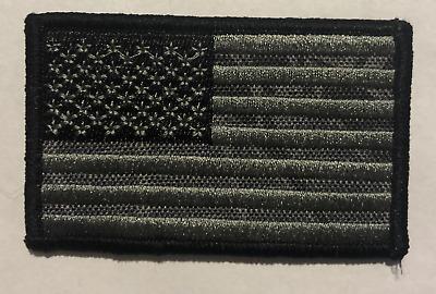 "BuckUp Tactical Morale Patch USA US Flag Kryptek Typhoon Forward 3x2/"""