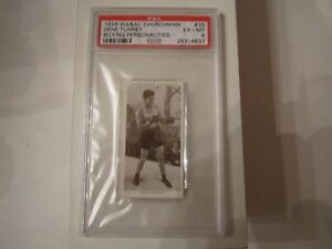 1938-GENE-TUNNEY-35-BOXING-CARD-WA-amp-AC-CHURCHMAN-PSA-GRADED-6-TUB-CH