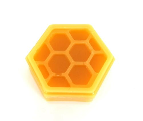JEWELLERS BEESWAX HONEYCOMB SHAPE BAR JEWELLERY MAKING BEES WAX for Beading etc