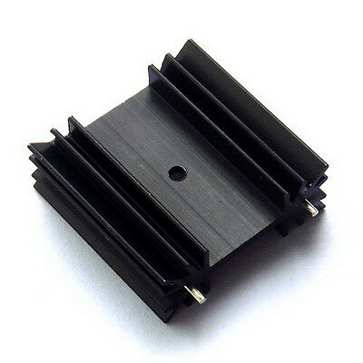 TO-220 Heatsink, Small Power Aluminum Heat-Sink, x20PCS