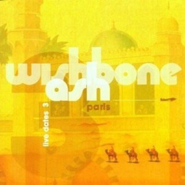 "WISHBONE ASH ""LIVE DATES VOL. 3""  CD -----10 TRACKS----- NEU"