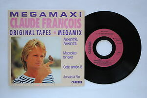 CLAUDE-FRANCOIS-SP-CARRERE-14-869-REMIX-02-1990-F