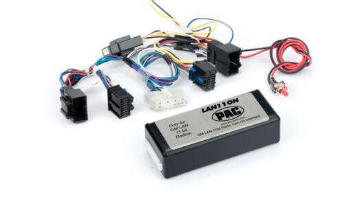 Pac LAN11ON Turn-On Interface 11-Bit Gm Lan For Specific General Motors Radios