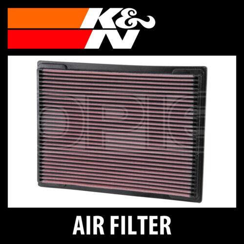 K /& n Alto Flujo Reemplazo Filtro De Aire 33-2703 K Y N Original Rendimiento parte