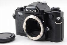 **Mint** Nikon FM2N 35mm SLR Film Camera Black Body from Japan