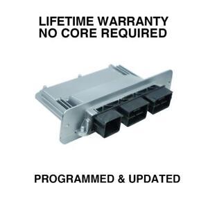 2006 2007 2008 2009 2010 Chevy Avalanche ECU PCM ECM Engine Computer PROGRAMMED