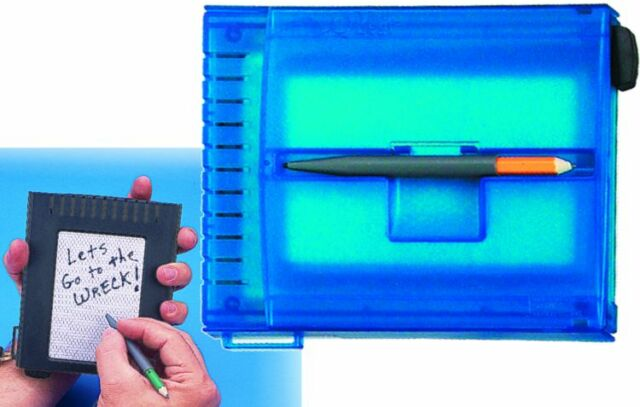Mini-Quest Unterwasser-Schreibtafel magnetisch beschriftbar Writing Slate