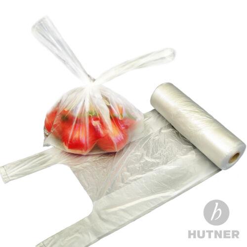 TOP 5000 Knotenbeutel 3kg Rolle Beutel Tüten Obsttüten Hemdchentüten Tragebeutel