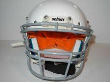G38 Schutt Recruit Youth Hybrid D30 Football Helmet S White FAST SHIP