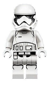 LEGO ® 75225 Minifigs-Star Wars-sw905-First Order un Stormtrooper