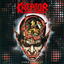 KREATOR - COMA OF SOULS - CD NEW UNPLAYED 2005 RUSSIA