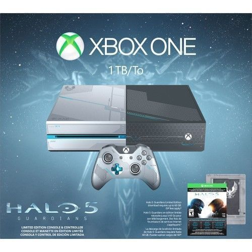 Microsoft Xbox One Halo 5: Guardians Limited Edition 1TB