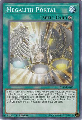 Megalith PhulROTD-EN036Common1st EditionYuGiOh