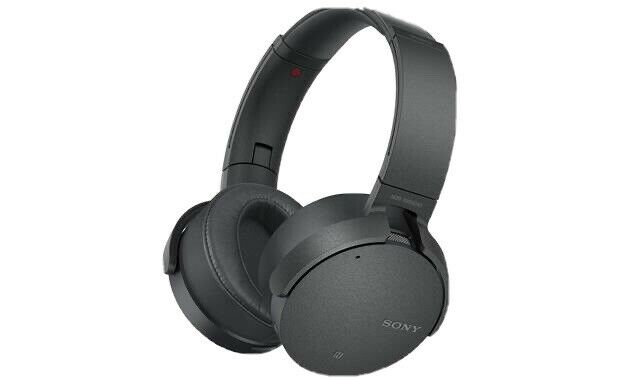 Sony MDR-XB950N1 Over the Ear Headphones - Black