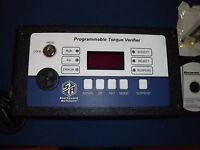 Sturtevant Richmont 10235 Programmable Torque Verifier