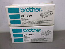 Lot of Two Brother DR-200 Drum Cartridges - $473 NEW!!!