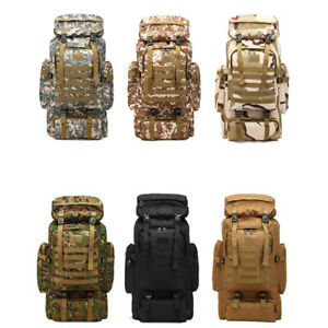 Travel-Military-Rucksacks-Tactical-Backpack-Camouflage-Hiking-Camping-Bag-SS3