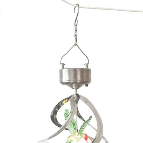5PCS Set Steel Swivel Hooks Clips for Wind Chimes Hanging Plants Wind Spinners