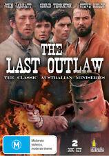 THE LAST OUTLAW : MINISERIES (John Jarratt)   - DVD -  UK Compatible - sealed