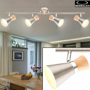 Design LED Decken Lampe Wohn Ess Zimmer RGB Fernbedienung Plissee Leuchte weiß