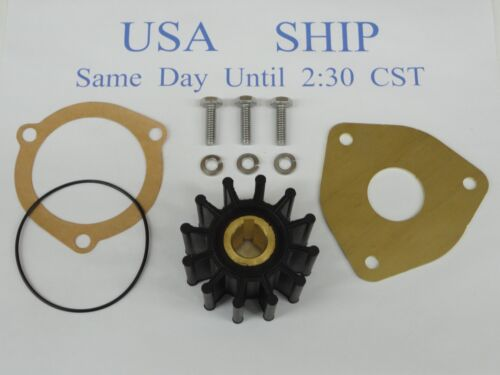 Sea Water Pump Minor Impeller Repair Kit Fits Sherwood  G4 G5 M71 G7 G7B L10 K90
