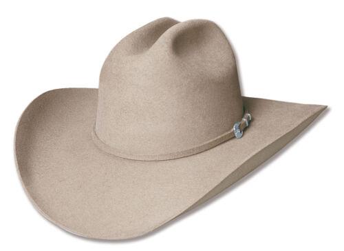 Cappello Western Paese mod APPALOOSA color sabbia 100/% feltro