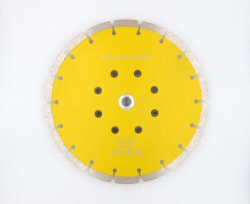 "230mm//9"" Segmented Diamond Blade Stone Granite Mason Marble flush cut M14"